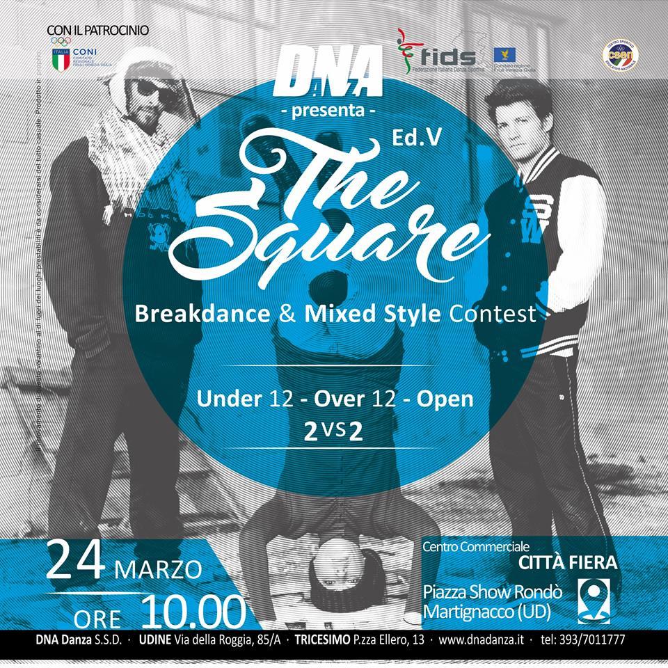 The Square - 24-3-2019