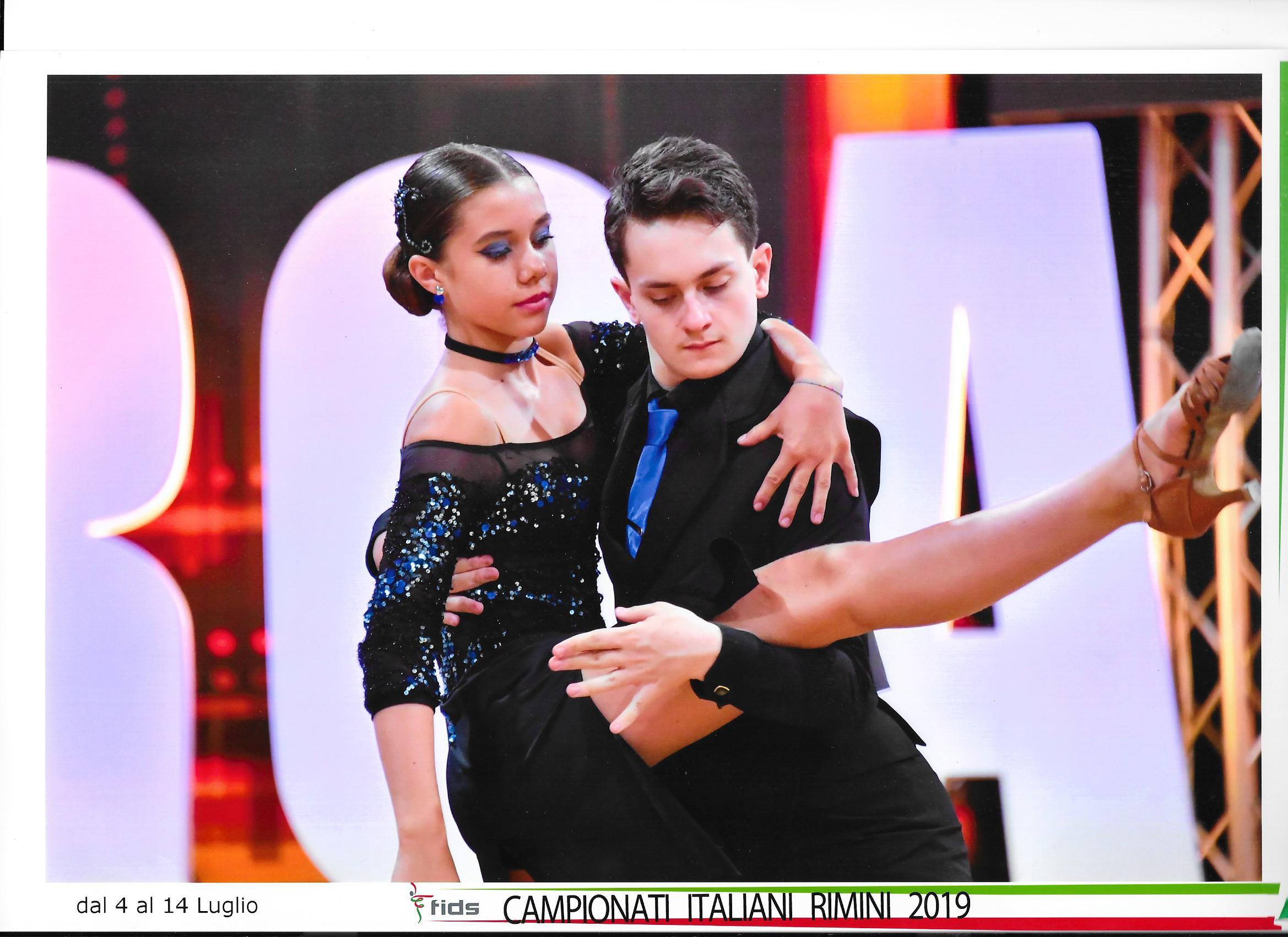 2019 CI Stefano e Jenny escenario