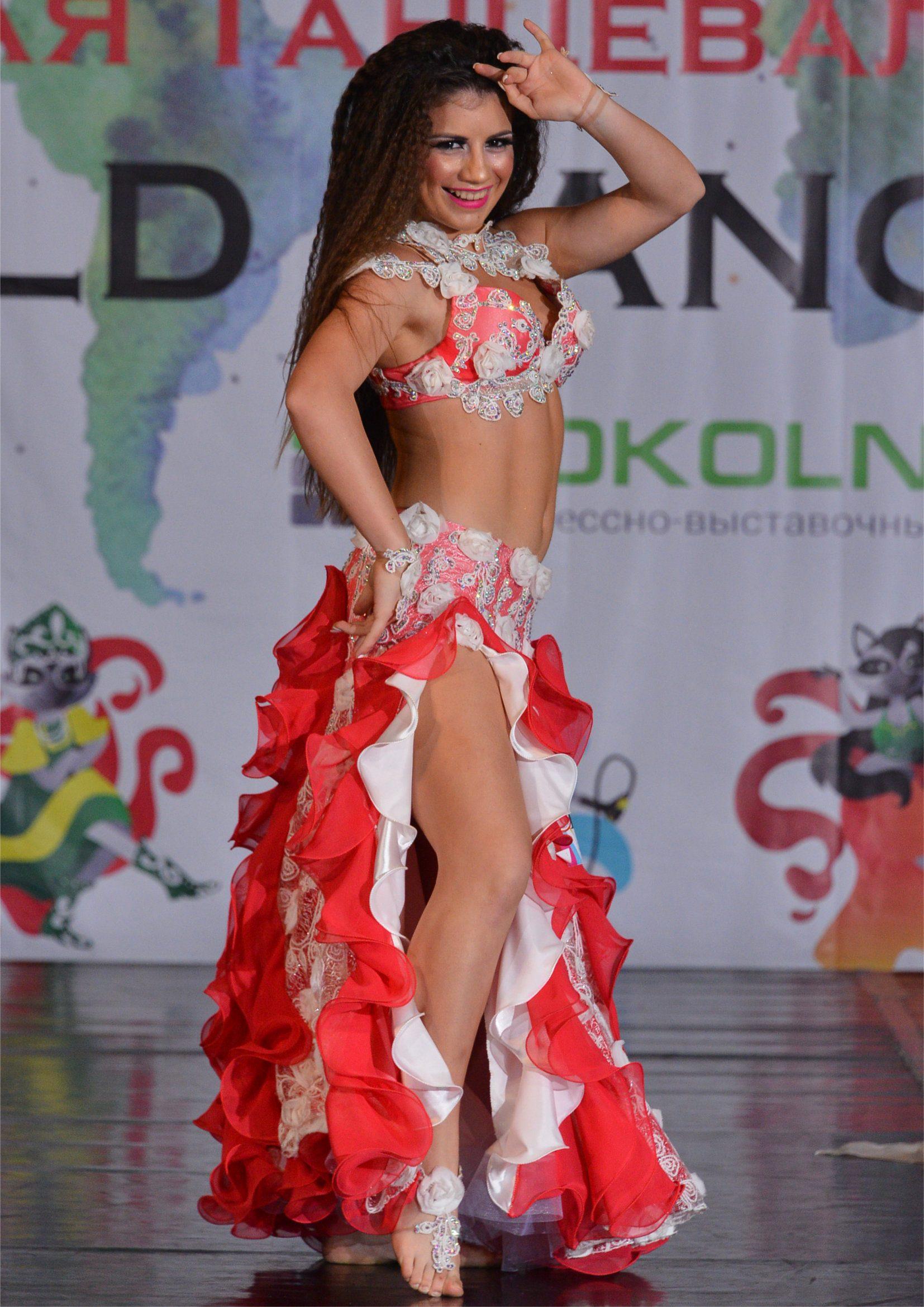 Chiara Romano ORIENTAL DANCE