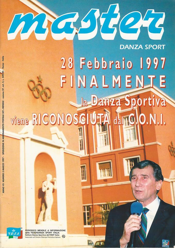 Presidente Franco Querze' - foto dal post del m° Sauro Amboni
