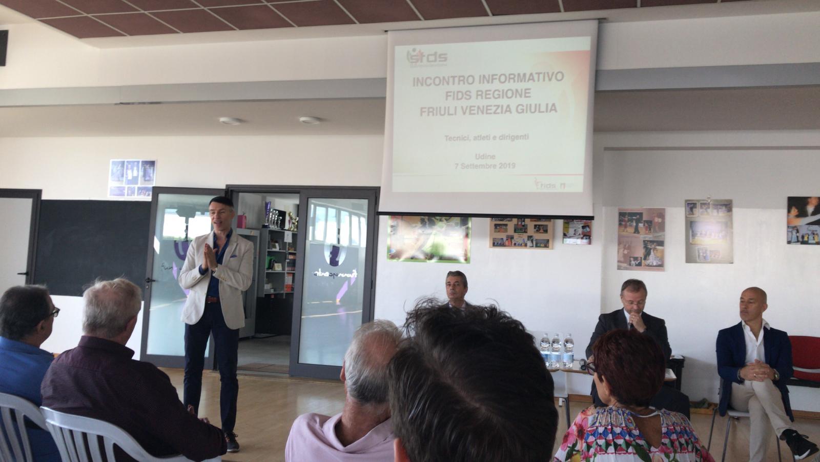 Fids Calendario.Comitato Regionale Friuli Veneziagiulia